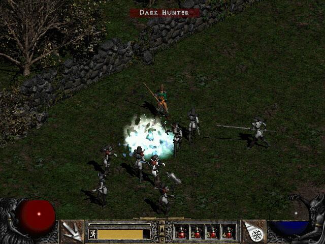 iceblast02 - Isendra, D2 Sorceress Hero Concept.