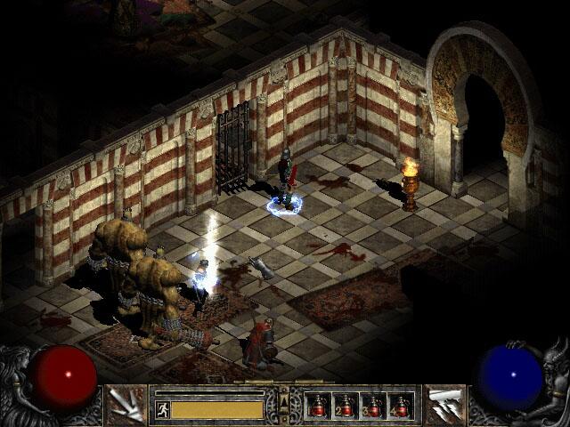 thunderstorm01 - Isendra, D2 Sorceress Hero Concept.