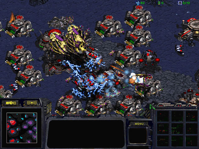 StarCraft Compendium: Protoss Strategy - Carrier Unit