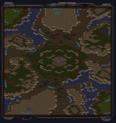 mapa de losttemple
