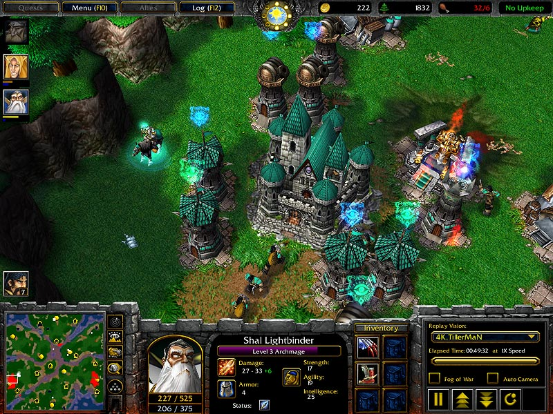 Warcraft Iii Humans Basics