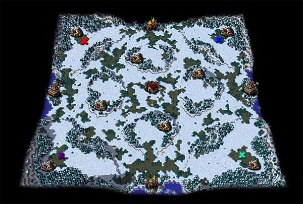 Warcraft III - Maps - Bonus Maps